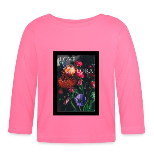 Love Flora - Baby Langarmshirt