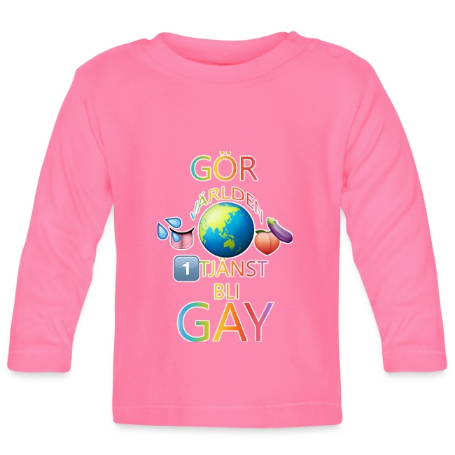 Gör Världen En Tjänst, Bli Gay LBGTQ+