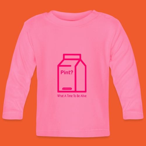 Nellie - Baby Long Sleeve T-Shirt