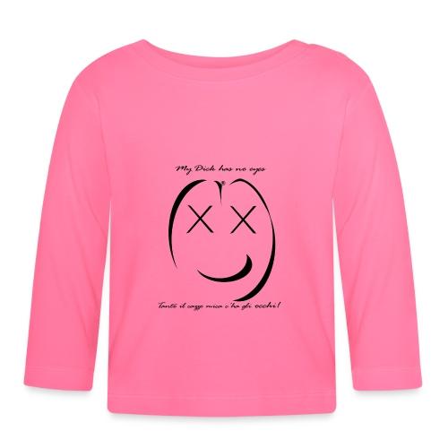 LOGOtm - Maglietta a manica lunga per bambini