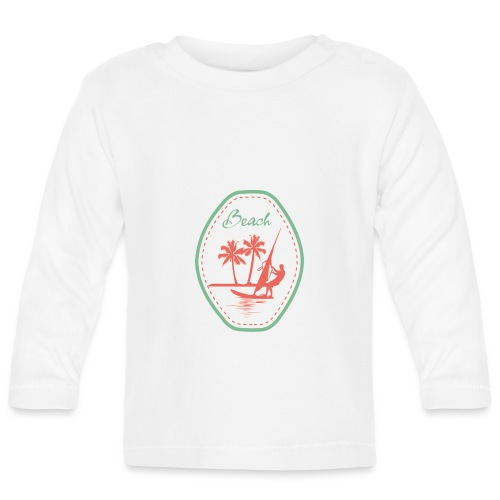 Beach - Baby Long Sleeve T-Shirt