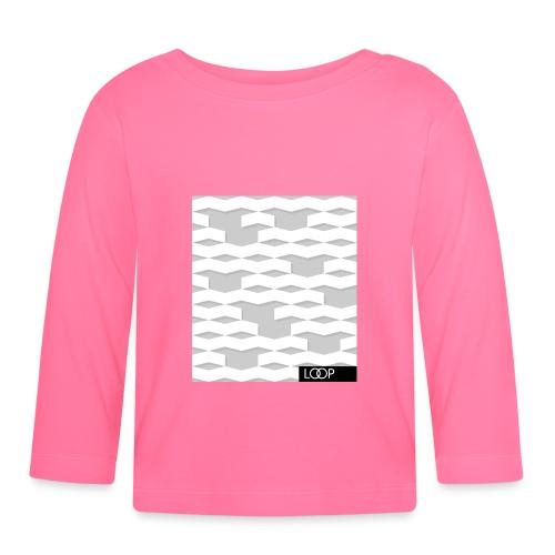 shopper_loop - Maglietta a manica lunga per bambini