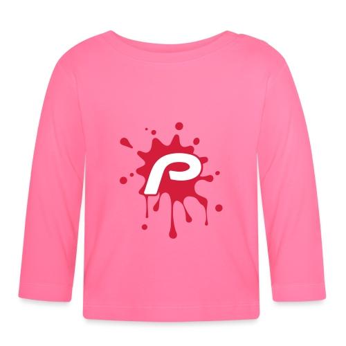 pdjuk-4-logo - Baby Long Sleeve T-Shirt