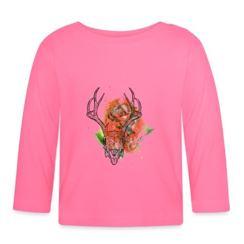 Oh my Deer2 - Baby Langarmshirt