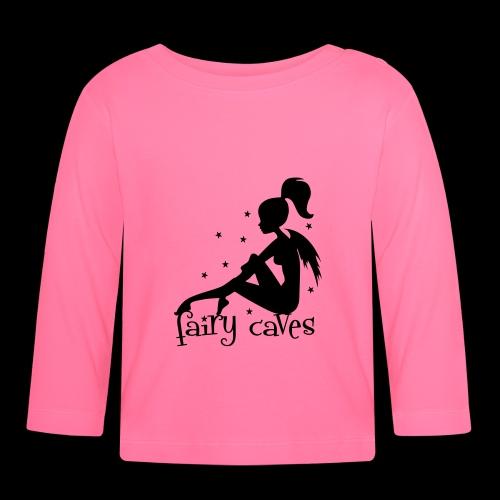 fairy caves 2 - Maglietta a manica lunga per bambini