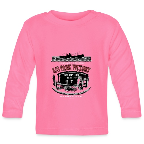 PARK VICTORY LAIVA - Tekstiilit ja lahjatuotteet - Vauvan pitkähihainen paita