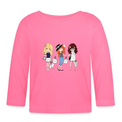 shop - Baby Long Sleeve T-Shirt
