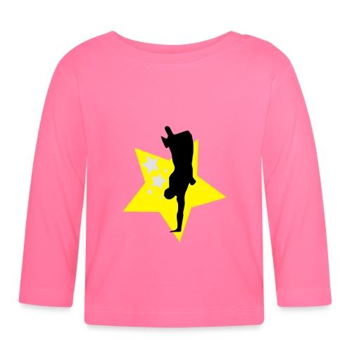 stars - Baby Long Sleeve T-Shirt