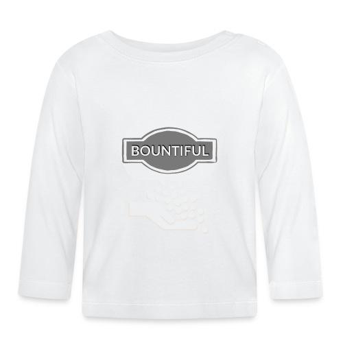 Bontiul gray white - Baby Long Sleeve T-Shirt