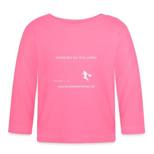 SOMNIS - Camiseta manga larga bebé