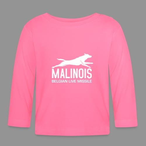 Belgian shepherd Malinois - Baby Long Sleeve T-Shirt