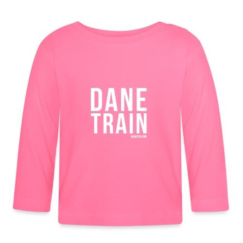THE DANE TRAIN - Baby Langarmshirt