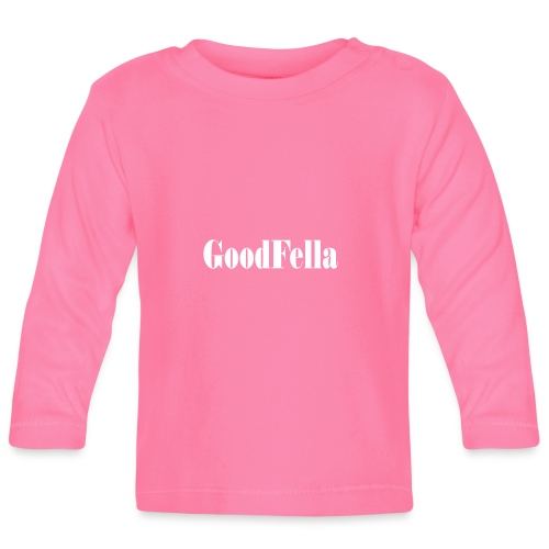 Goodfellas mafia movie film cinema Tshirt - Baby Long Sleeve T-Shirt