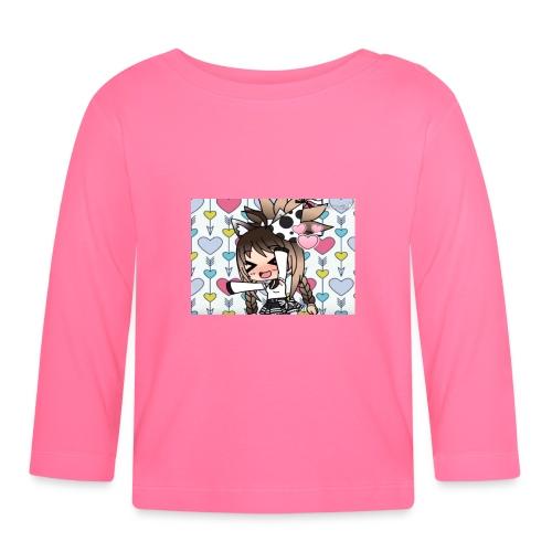 Urodzinowa Yuki! - Koszulka niemowlęca z długim rękawem