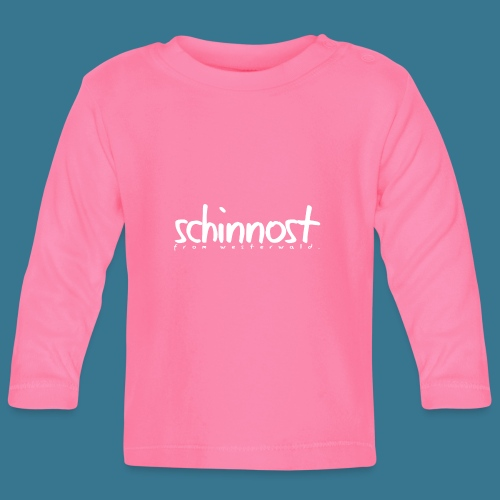 Schinnoost PINK Kollektion - Baby Langarmshirt