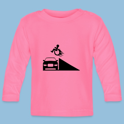 Evelkenivelwheelchair3 - T-shirt
