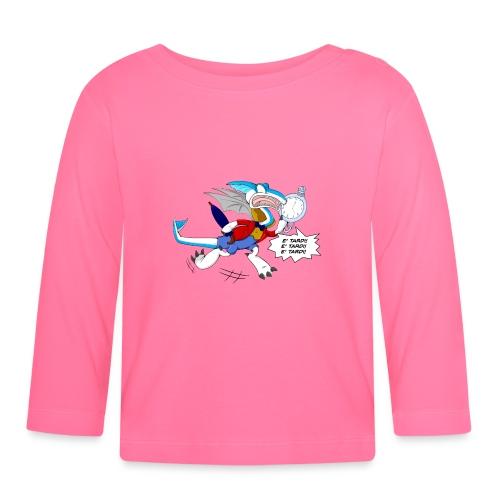BiancoDrago Nix - Maglietta a manica lunga per bambini