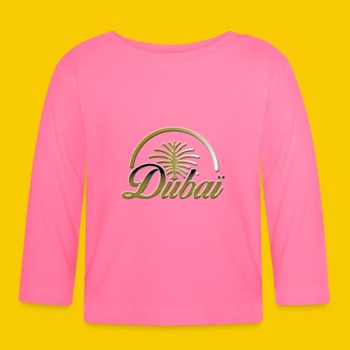 DUBAI - T-shirt manches longues Bébé