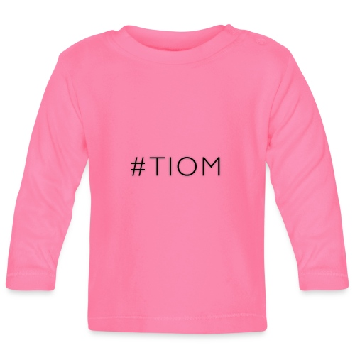 #TIOM - Maglietta a manica lunga per bambini