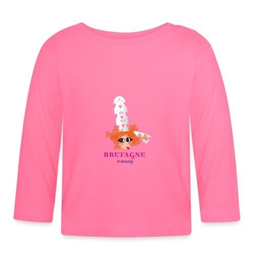 DOUSIG BIGOUDENE - T-shirt manches longues Bébé