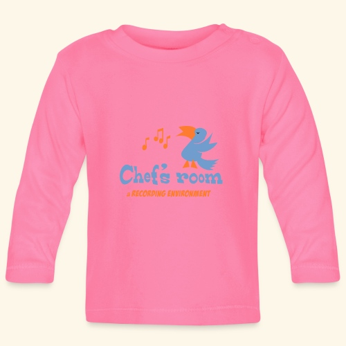 chefs room - Vauvan pitkähihainen paita