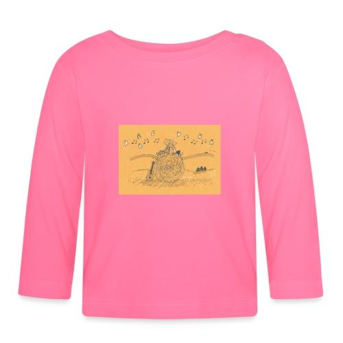 201412 affiche Spreadshirt 14 - T-shirt manches longues Bébé