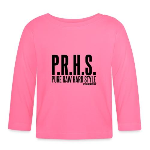 PRHS shirt zwart - T-shirt