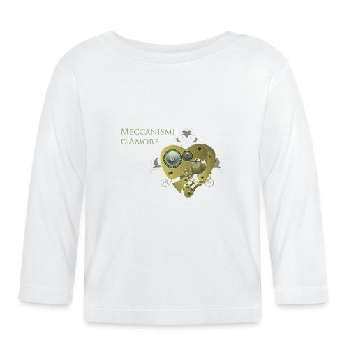 meccanismi_damore - Maglietta a manica lunga per bambini