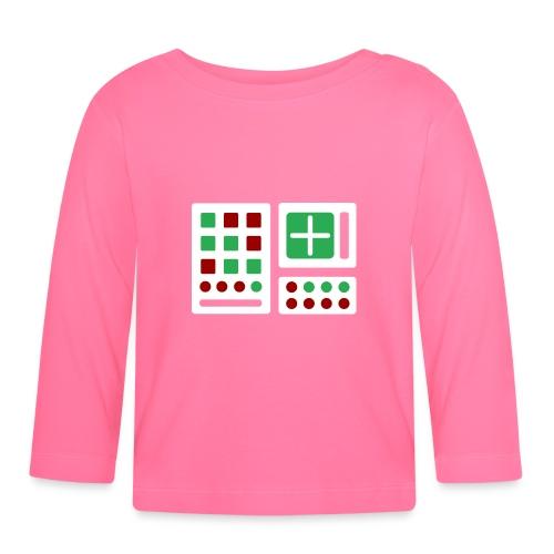 Classic Computer 2 - Baby Langarmshirt