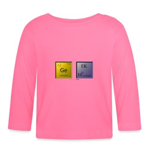 GEEK IV - T-shirt manches longues Bébé