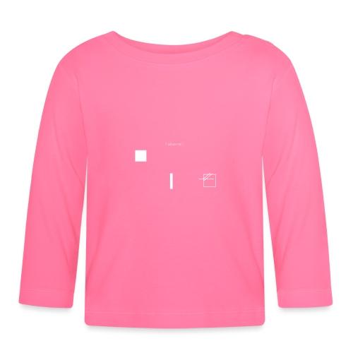 /obeserve/ sweater (M) - Langarmet baby-T-skjorte