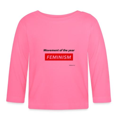 Feminism - Baby Long Sleeve T-Shirt