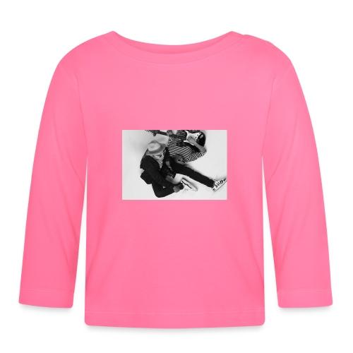 Shoe Tee - Långärmad T-shirt baby