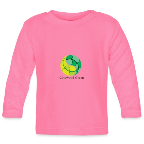 Cinewood Green - Baby Long Sleeve T-Shirt