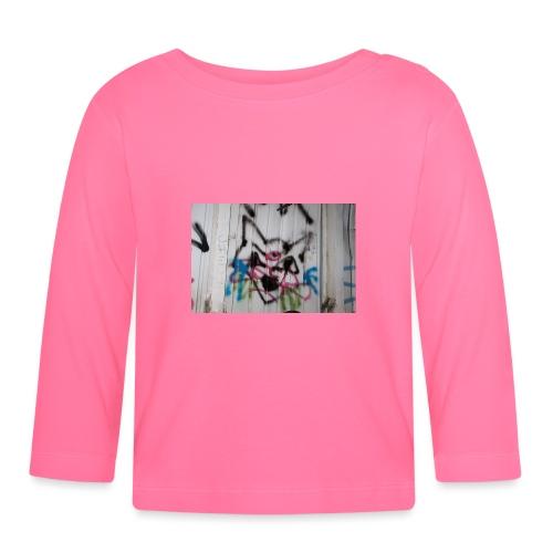 26178051 10215296812237264 806116543 o - T-shirt manches longues Bébé