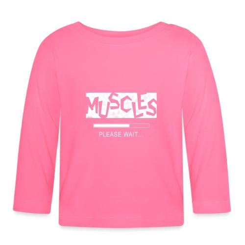 Muscles - Vauvan pitkähihainen paita