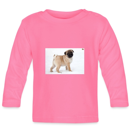 walker family pug merch - Baby Long Sleeve T-Shirt