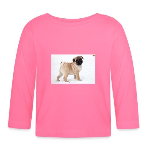 walker family pug merch - Baby Long Sleeve T-Shirt