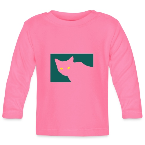Spy Cat - Baby Long Sleeve T-Shirt