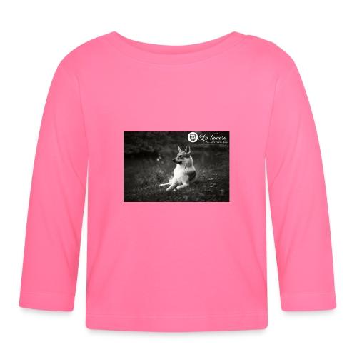 La Tanière des Chiens-Loups - T-shirt manches longues Bébé