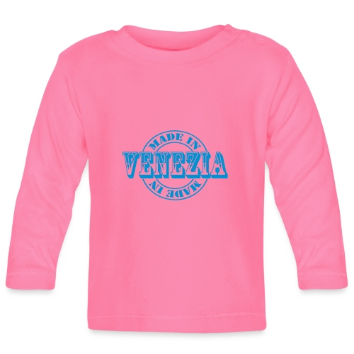 made in venezia m1k2 - Maglietta a manica lunga per bambini