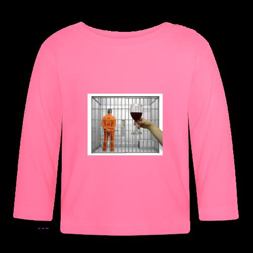 TRISH02 png - Baby Long Sleeve T-Shirt