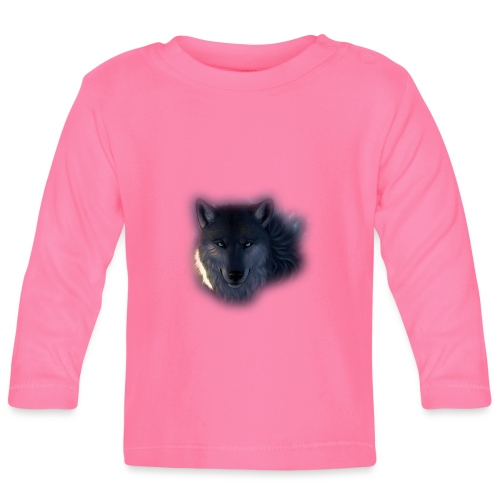 Wolf Power Edition - Baby Long Sleeve T-Shirt