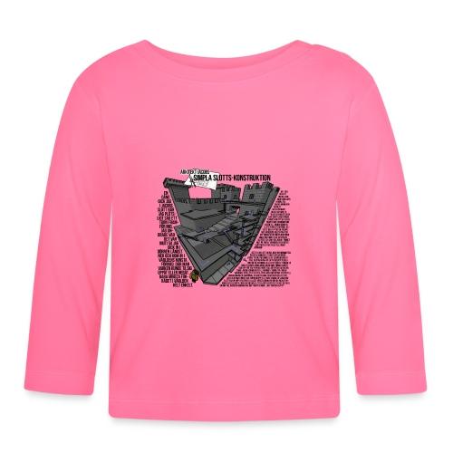 Jacobs Slott - Långärmad T-shirt baby