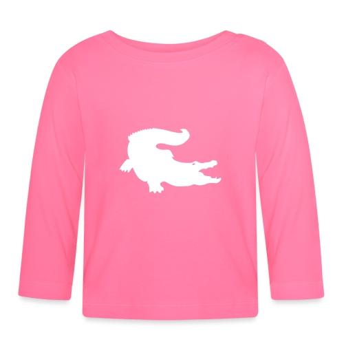 Metal Gear Online - Crocodile Rank - Maglietta a manica lunga per bambini