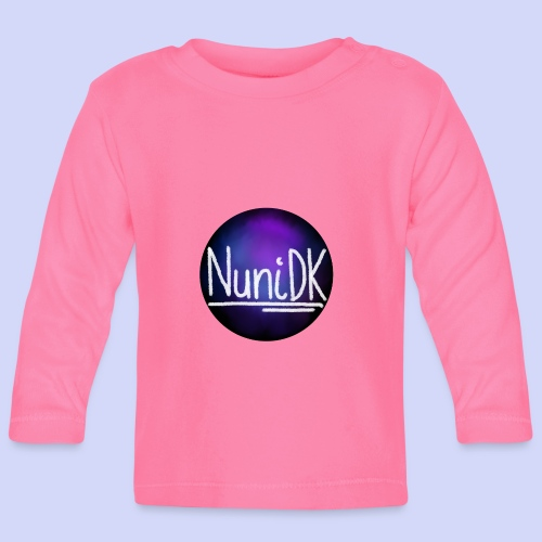 Galaxy shade, NuniDK collection - female top - Langærmet babyshirt
