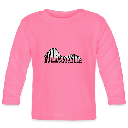 envelope_coaster - Langærmet babyshirt