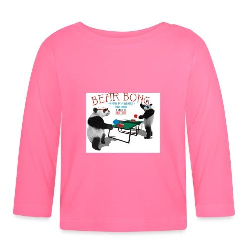 Bear Bong - Vauvan pitkähihainen paita