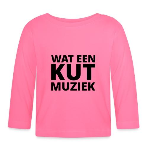 Wat een kutmuziek - T-shirt