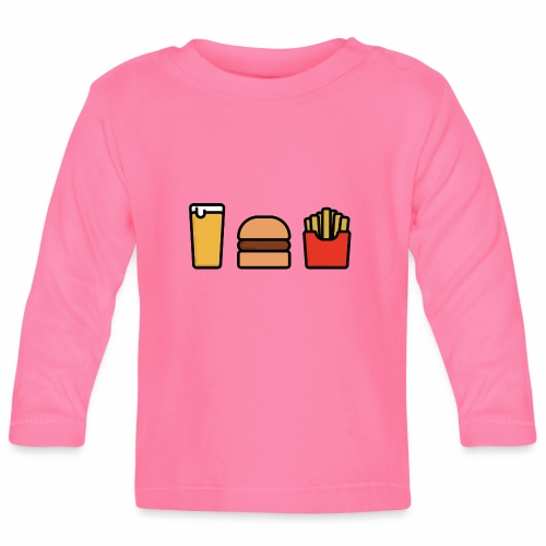 Meal Deal - Baby Long Sleeve T-Shirt